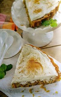 Gambar  Resep Poke Cake Wortel Krim Keju