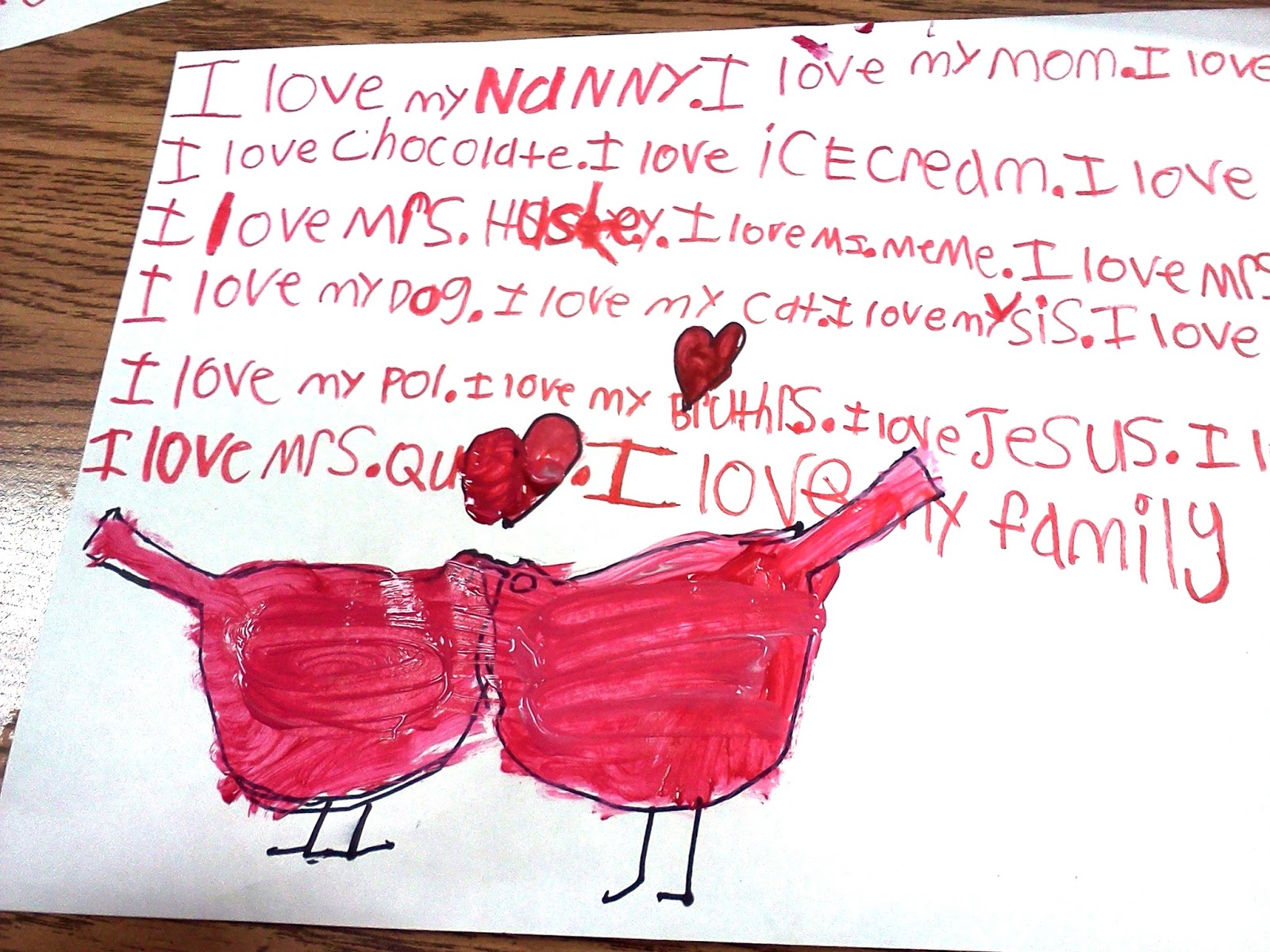 """Art Julz: """"Love Birds"""" poems with Gail Gibbons & William ..."""