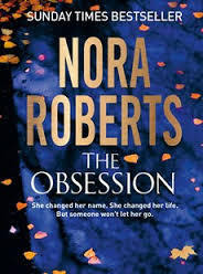 book cover of The Obsession