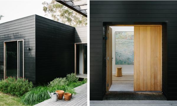 Una moderna casa vacanze in Australia