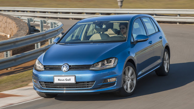 Volkswagen Golf 2016 Highline Automático