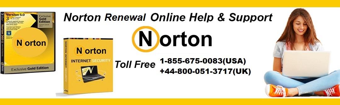 Norton Antivirus Renewal Support 1-855-675-0083 (USA)