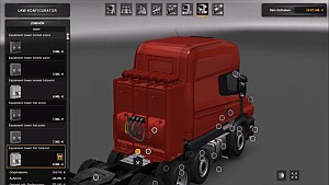 Scania T4 Truck