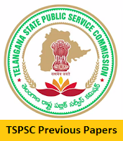 TSPSC Gurukul Principal Previous Papers