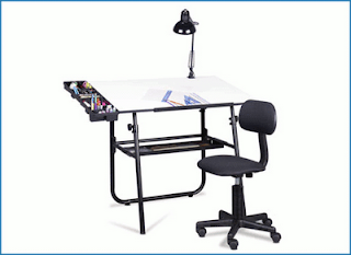 Economical Drafting Furniture Set