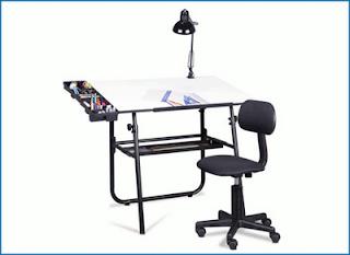 Economical Drafting Furniture Set