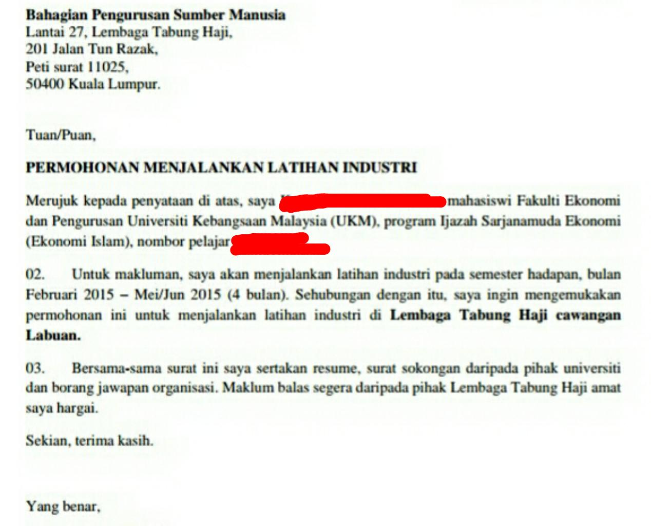 Final Report Latihan Industri