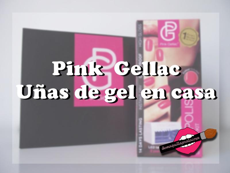Demaquillajevalacosa pink gellac u as de gel en casa - Como hacer unas de gel en casa ...