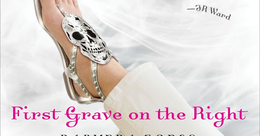 Book Review: First Grave on the Right (Charley Davidson, book 1) by Darynda Jones