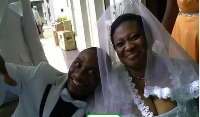 Man marries his 40-year-old mother