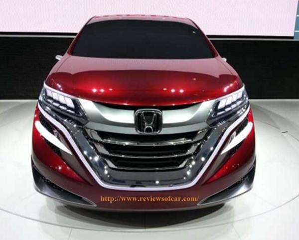 2016 Honda Odyssey Malaysia Review