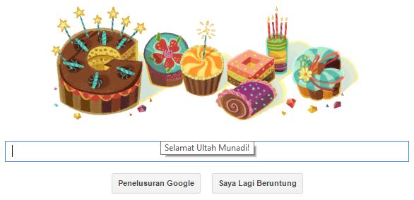 Cara Mendapatkan Ucapan Selamat Ulang Tahun dari Google