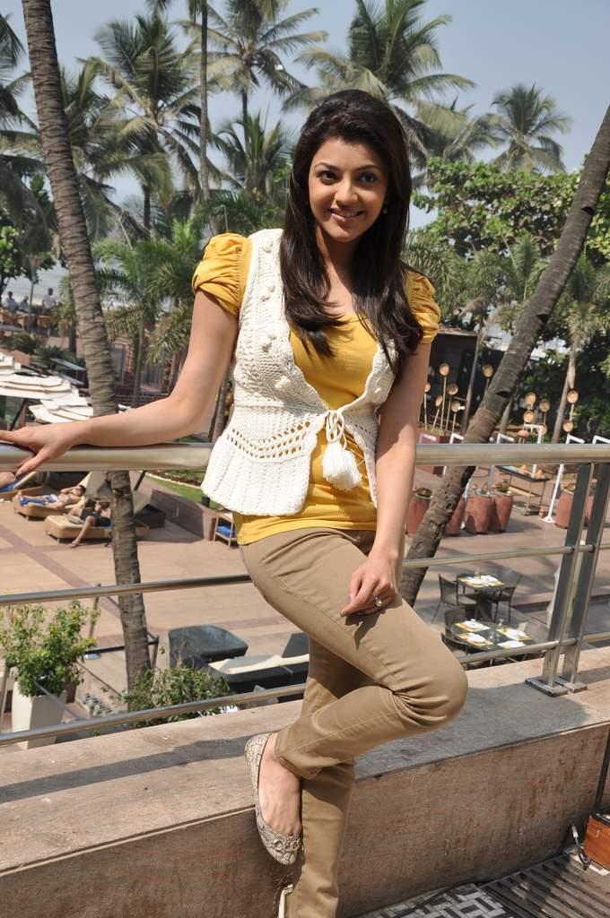 Kajal agarwal latest photoshoot