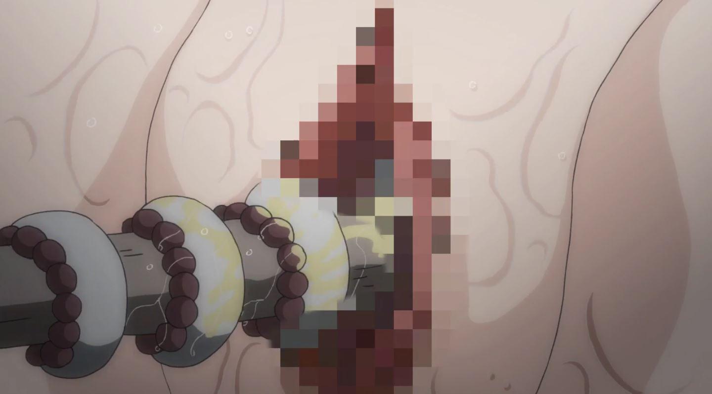 Kunoichi Botan Episódio 2 - Cenas e gifs