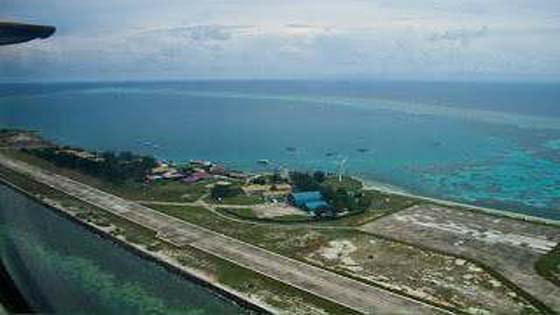 Keberanian Komando ATM Mempertahankan Pulau Terumbu Layang² Dari Ancaman China, Vietnam Dan Filipina