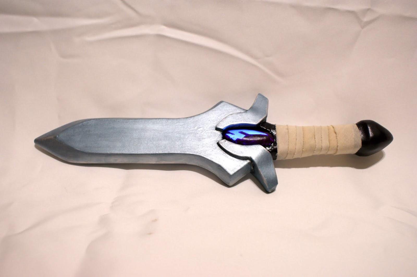 Voltron Blade of Marmora Dagger Prop