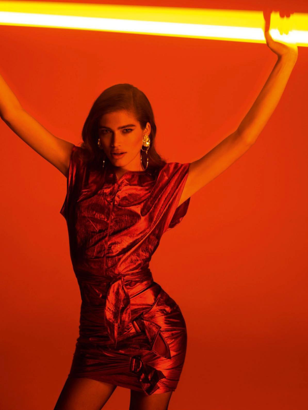 Valentina Sampaio In Vogue Paris March 2017 By Mert Amp Marcus