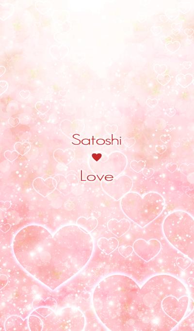 Satoshi Love Heart name theme