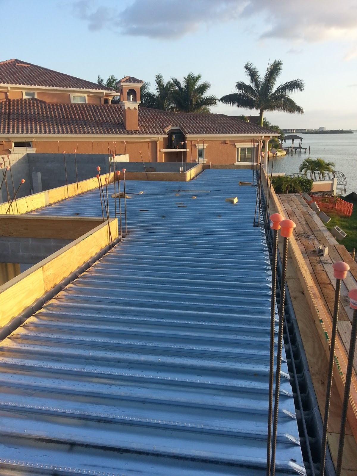 The Barcia Residence Epicore Balcony Decks