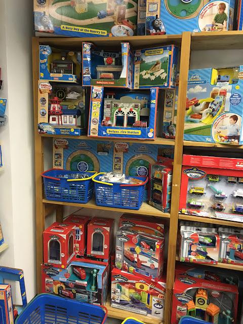 Cheap toys in Hong Kong