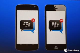 Cara Mengganti Tema BBM pada Android | Dark Themes For BBM