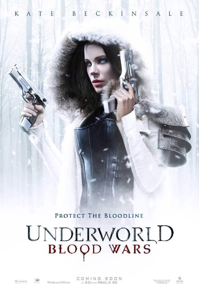 Underworld Blood Wars (2016) Hindi Dubbed Movie