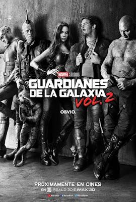 Primer tráiler oficial de 'Guardianes de la Galaxia Vol. 2'