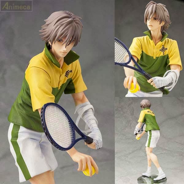 KURANOSUKE SHIRAISHI ARTFX J FIGURE The New Prince of Tennis KOTOBUKIYA