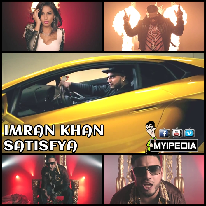 Download Satisfya I M Rider Song: Imran Khan - Satisfya (Audio/Video/Lyrics)
