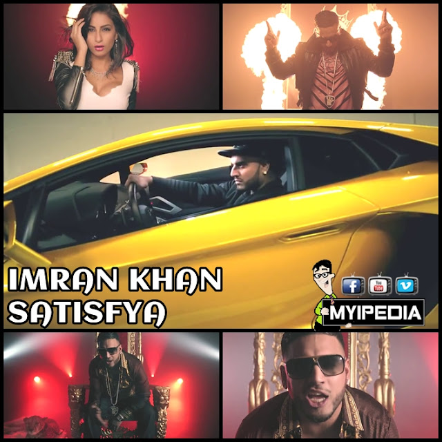 Imran Kahn I Am A Rider Songs Download: Imran Khan - Satisfya (Audio/Video/Lyrics)