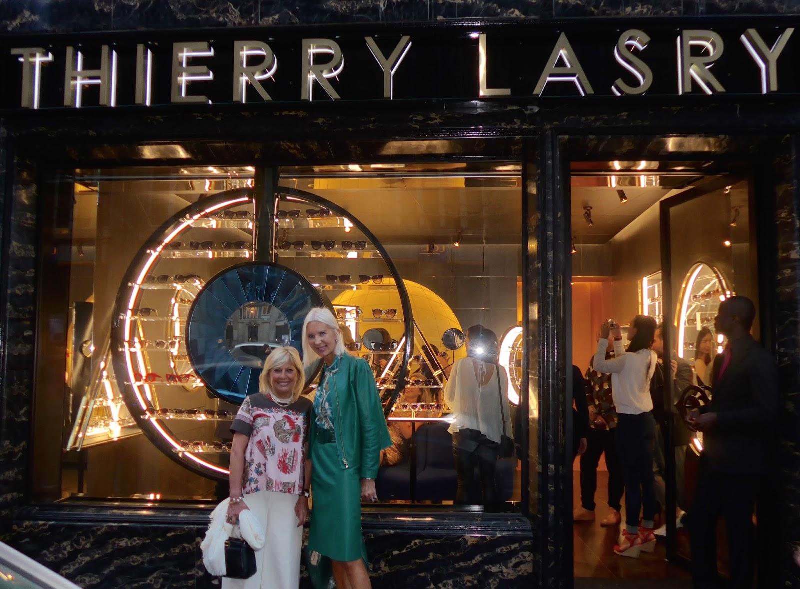 de5744b437c INTERNATIONAL LUXURY CONSULTING  THIERRY LASRY Designer Sunglasses ...
