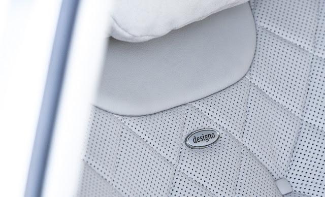Hàng ghế trước Mercedes Maybach S500 2017 sử dụng chất liệu Da Designo Exclusive Semi-Aniline