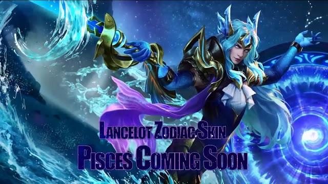 Lancelot Zodiac Skin, Pisces