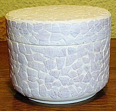 Caja decorada con cáscara de huevo - 3