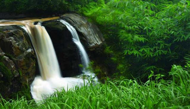 Air Terjun Terindah Di Sukabumi