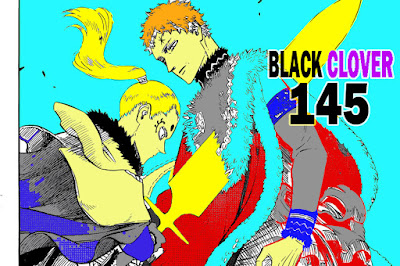 REVIEW BLACK CLOVER 145