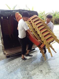 Thuê xe chuyển nhà giá rẻ Ninh Bình