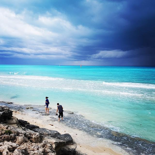 Praia de Cayo Santa Maria - Cuba - Caribe
