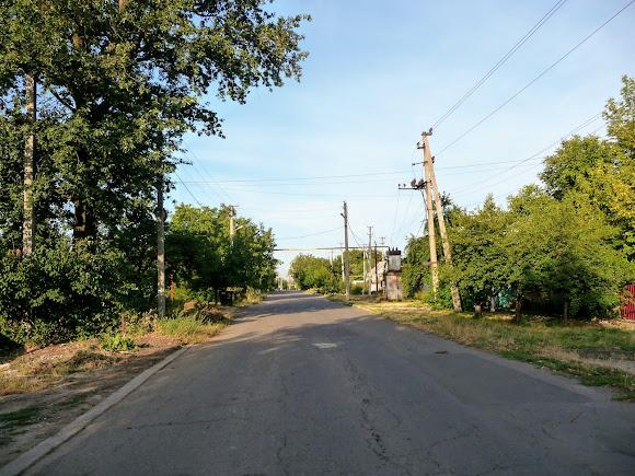 Авдіївка. Безлюдні вулиці