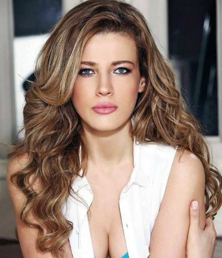 Choco Caramel Brown Hair Color Ideas Trend Hairstyle 2017