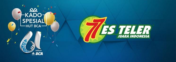 Diskon 61% Di Es Teler 77 Pakai Debit BCA 21-22 Februari 2018