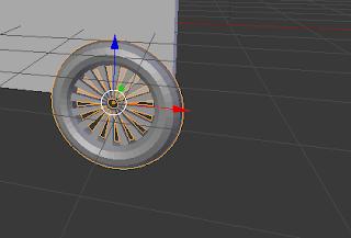 roda gerobak