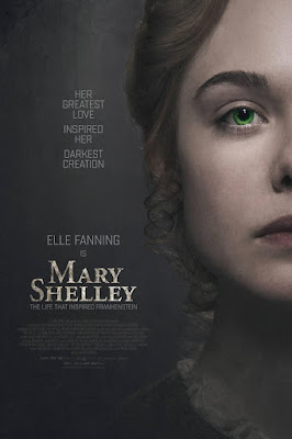 MARY SHELLEY - Cartel película