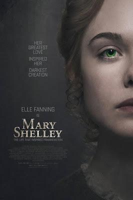 MARY SHELLEY - Cartel película