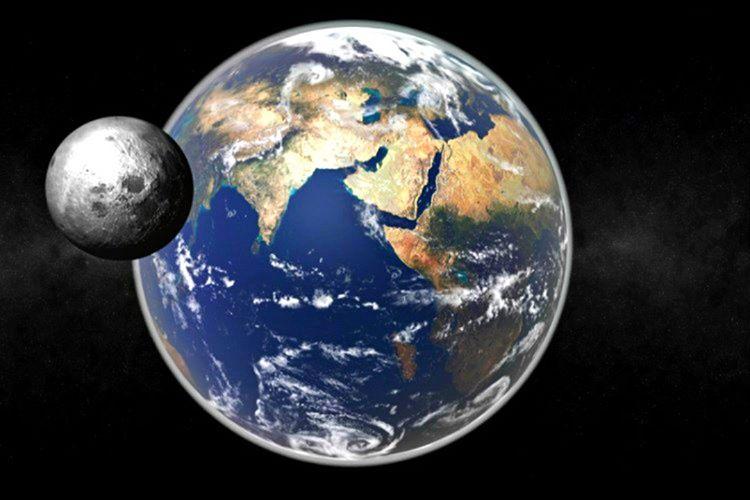 Geçen ay Ay'ın Dünya'nın kopan bir parçasından meydana geldiğini savunan bir araştırma yazısı paylaşıldı.