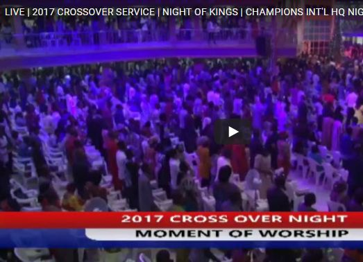 LIVE  2017 CROSSOVER SERVICE  NIGHT OF KINGS