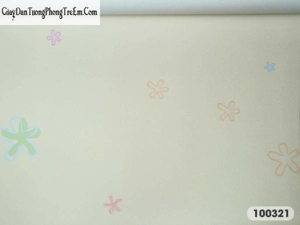 Giấy dán tường cho trẻ sơ sinh - Mẫu giấy dán tường đẹp cho trẻ sơ sinh