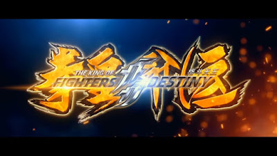 The King Of Fighters: Destiny episodio 17