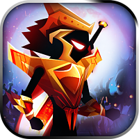 Game Android Stickman Strike Shadow Warriors Hack Full Tiền