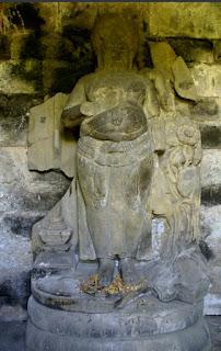 Arca Resi Asgatya Candi Singhasari